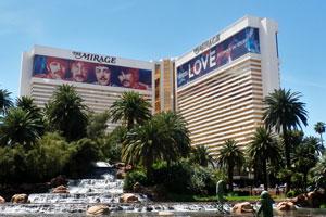 The-mirage-hotel Las Vegas